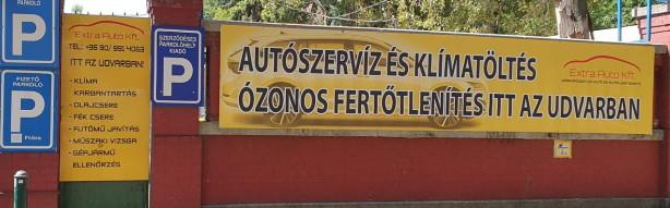 Extra Autó Kft.
